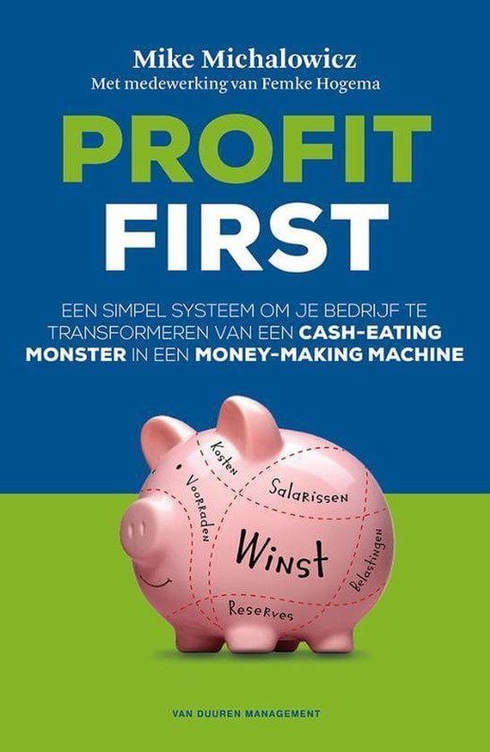 boek profit first femke hogema